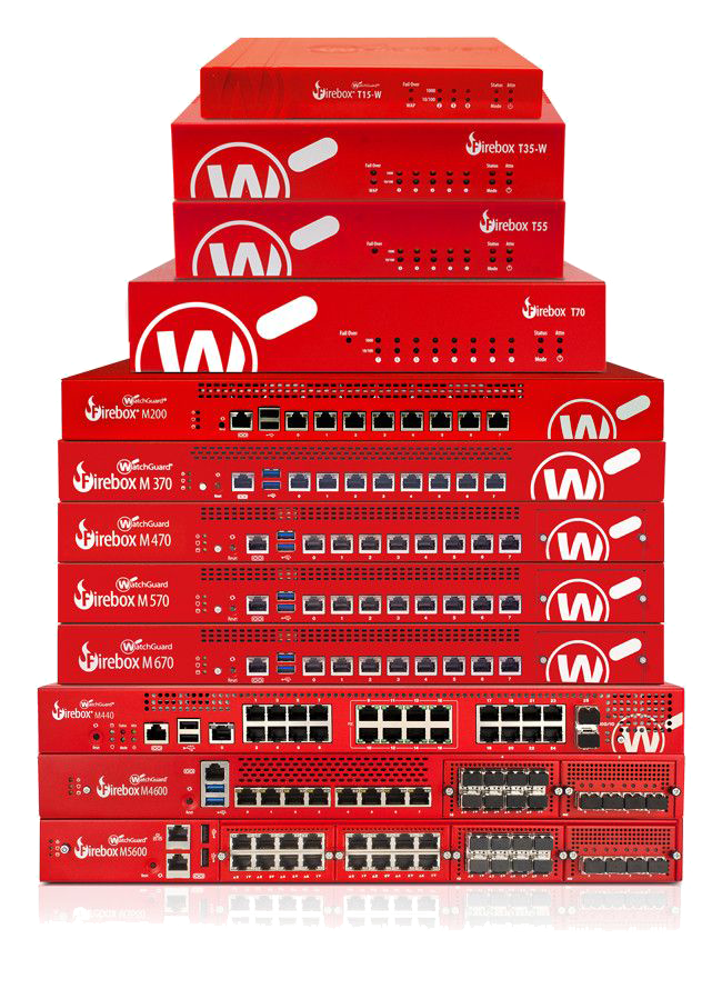 UTM Firewalls WatchGuard